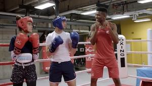 Activité : La boxe