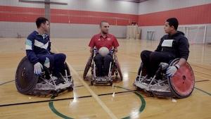 Activité : Rugby paralympique
