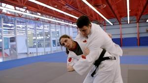 Activité para : Le judo