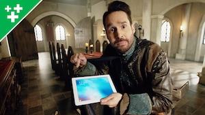 Le futur présente : la tablette électronique