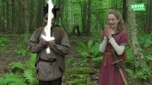 Comment fonctionnent les épées de Mehdi et Val?