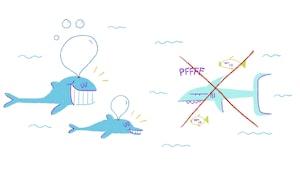 Comment font les poissons pour respirer sous l'eau?