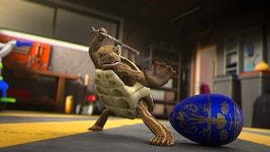 La quatrième tortue