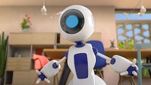 Un robot de trop