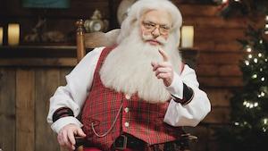 L'origine du nom père Noël