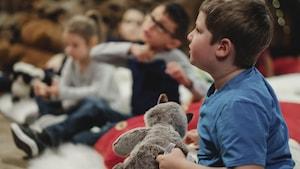 Ils discutent animaux de compagnie avec Nicolas Noël