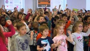 Les héros - École Saint-Fidèle