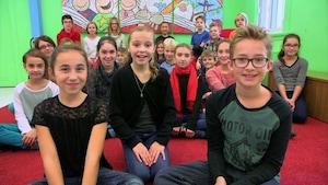 Les héros - École du Petit-Prince