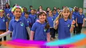 Nous chanterons - École La Vérendrye