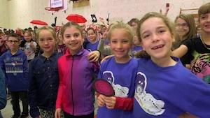 On vivra heureux - École Leventoux