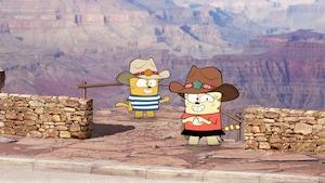 Expédition dans le Grand Canyon