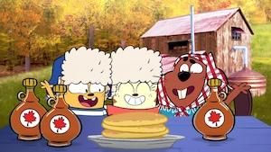 La fête des pancakes!