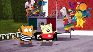 Une piñata pour Stanley
