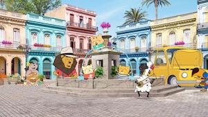 Tous en rythme à Cuba