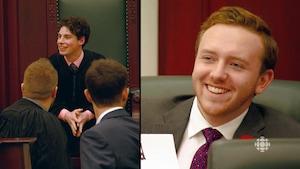 [ON découvre] Parlement franco-canadien du Nord et de l'Ouest