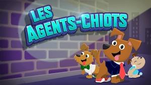 """Joue à """"Les agents-chiots"""" avec Organisation super insolite"""