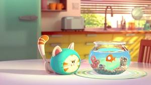Capuche - Poisson chaton