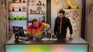 Étonnants liquides!