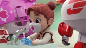 Combattre le virus - Se laver les mains