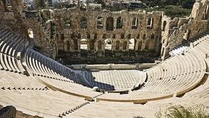 L'origine du théâtre grec