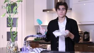 Les tâches ménagères à la maison