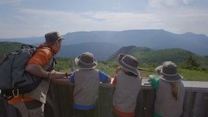 Les plus hautes montagnes