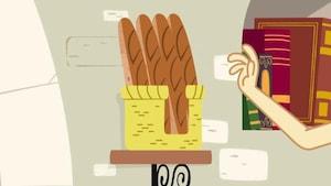 Du pain sans baguette 1