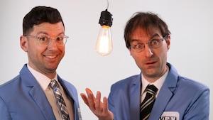 L'analyse - L'ampoule incandescente