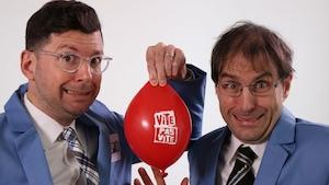 L'analyse - Le ballon rempli d'eau