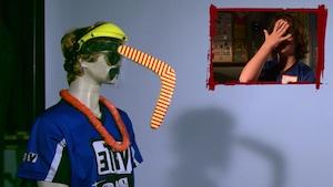Le boomerang et le pétard mouillé