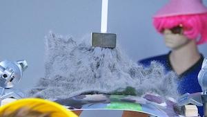 Fusée à eau et champs magnétiques