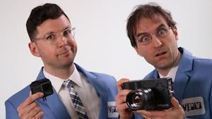 L'analyse - Les caméras de l'émission