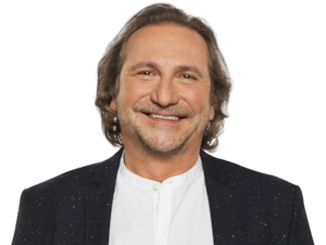 L'animateur Franco Nuovo