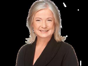 Martine Bordeleau, animatrice de L'actuel