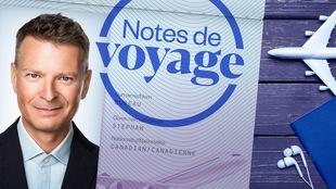 Notes de voyage, ICI Musique.