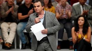 L'auteur français, Alexandre Jardin