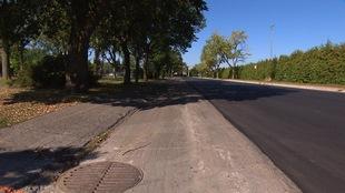 Des rues à moitié asphaltées à Montréal