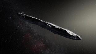 Le mystérieux astéroïde Oumuamua:Entrevue avec Robert Lamontagne