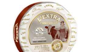 Le camembert L'Extra d'Agropur