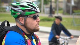 Le casque est une pièce essentielle de la sécurité à vélo
