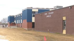 Le Centre d'éducation Évangéline.