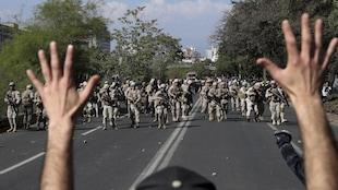 Sept morts en moins de 24heures à Santiago
