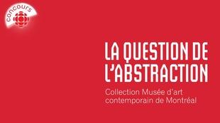 Concours La question de l'abstraction