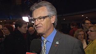 Gilles Deguire, ex-maire de l'arrondissement de Montréal-Nord