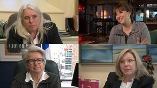 Les députées du Québec pas à l'abri des messages haineux anonymes
