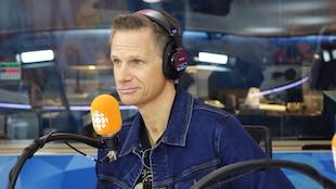 L'auteur et humoriste François Morency.