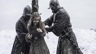 Kerry Ingram interprète la princesse Shireen Baratheon dans la série «Game of Thrones».