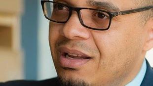 Herman Deparice-Okomba, directeur général du Centre de prévention de la radicalisation menant à la violence