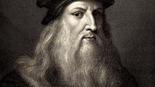Dessin de Léonard de Vinci.
