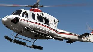 L'hélicoptère Bell 412EPI
